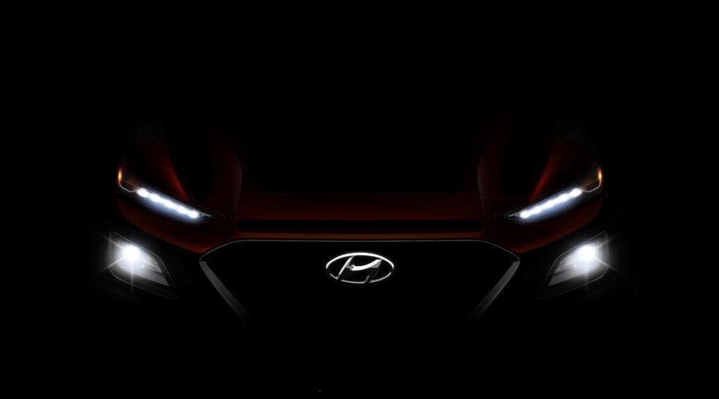 The All-New Hyundai Kona - Sleek, sharp and progressive
