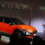 Hyundai Kona Premiera Mediolan 2017 - 14 z 60