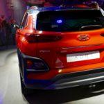 Hyundai Kona Premiera Mediolan 2017 - 22 z 60