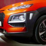 Hyundai Kona Premiera Mediolan 2017 - 23 z 60