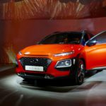 Hyundai Kona Premiera Mediolan 2017 - 46 z 60