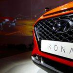 Hyundai Kona Premiera Mediolan 2017 - 49 z 60